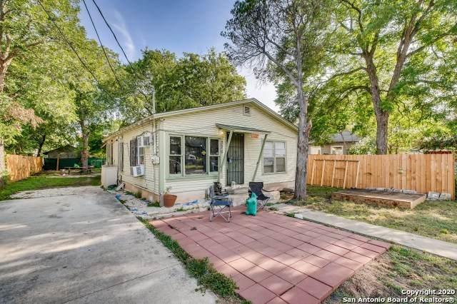 326 Estrella St, San Antonio, TX 78237 (MLS #1465716) :: Alexis Weigand Real Estate Group