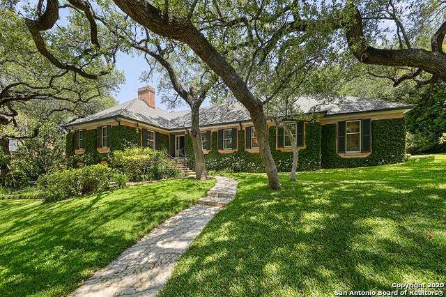 731 Alta Ave, Alamo Heights, TX 78209 (MLS #1465802) :: The Heyl Group at Keller Williams