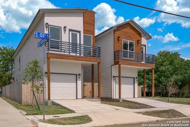 602 S Olive St #1, San Antonio, TX 78203 (MLS #1465806) :: The Gradiz Group
