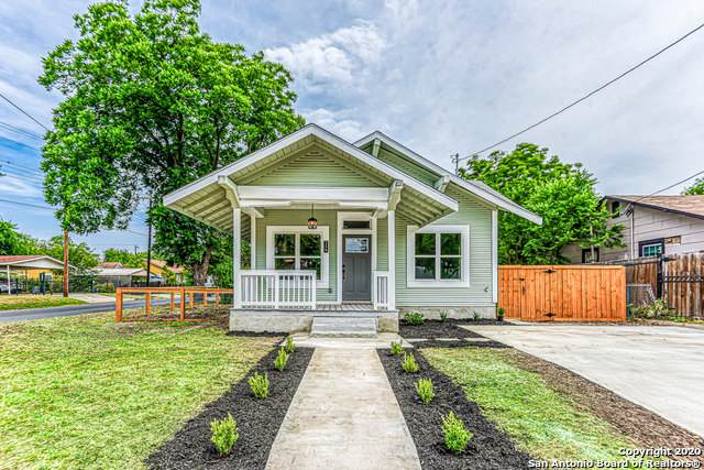 259 Carroll St, San Antonio, TX 78225 (MLS #1465880) :: Alexis Weigand Real Estate Group