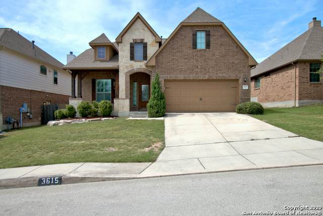 3615 Valencia Peak, San Antonio, TX 78261 (MLS #1465953) :: The Heyl Group at Keller Williams