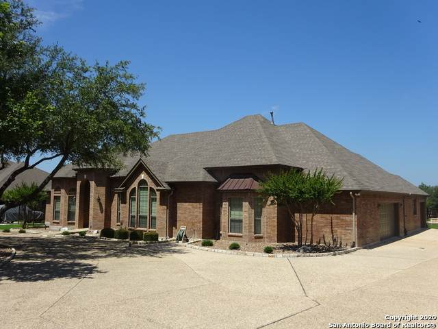 22215 Angostura Blvd, San Antonio, TX 78261 (MLS #1465973) :: The Heyl Group at Keller Williams