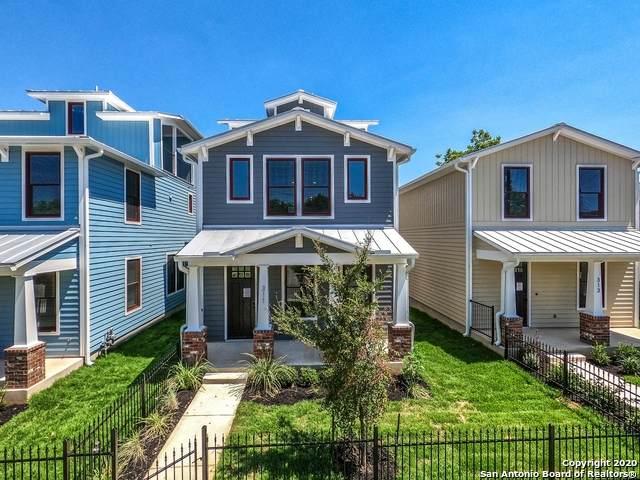 311 E Courtland Pl, San Antonio, TX 78212 (MLS #1465998) :: Reyes Signature Properties