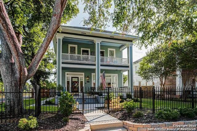 201 Ira Ave, San Antonio, TX 78209 (MLS #1466001) :: Reyes Signature Properties