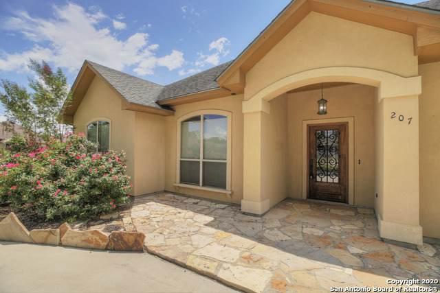 207 Meadowlark Ln, McQueeney, TX 78123 (MLS #1466024) :: Alexis Weigand Real Estate Group