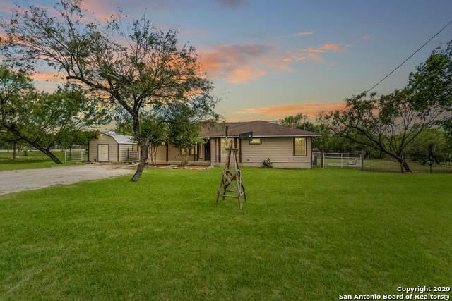 1105 County Road 3822, San Antonio, TX 78253 (MLS #1466083) :: Exquisite Properties, LLC