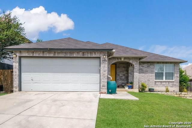 14406 Bowhill Glen, San Antonio, TX 78233 (MLS #1466114) :: Neal & Neal Team