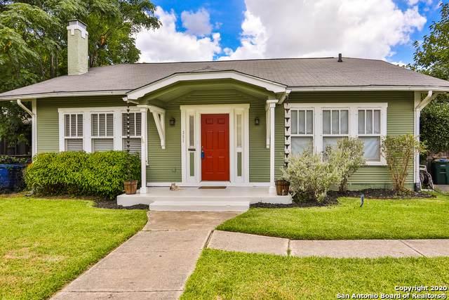 351 Pershing Ave, San Antonio, TX 78209 (MLS #1466117) :: Berkshire Hathaway HomeServices Don Johnson, REALTORS®