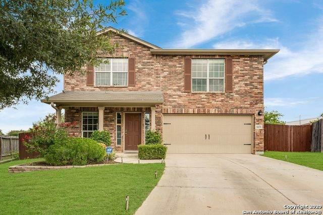 6631 Backbay Pass, San Antonio, TX 78244 (MLS #1466122) :: Alexis Weigand Real Estate Group