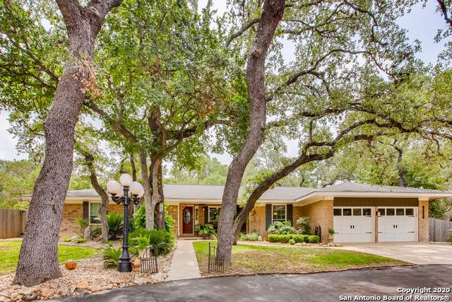 9330 Bluebell Dr, San Antonio, TX 78266 (MLS #1466136) :: Tom White Group