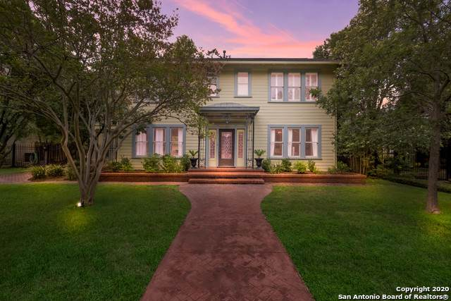 310 W Hollywood Ave, San Antonio, TX 78212 (MLS #1466228) :: The Mullen Group | RE/MAX Access