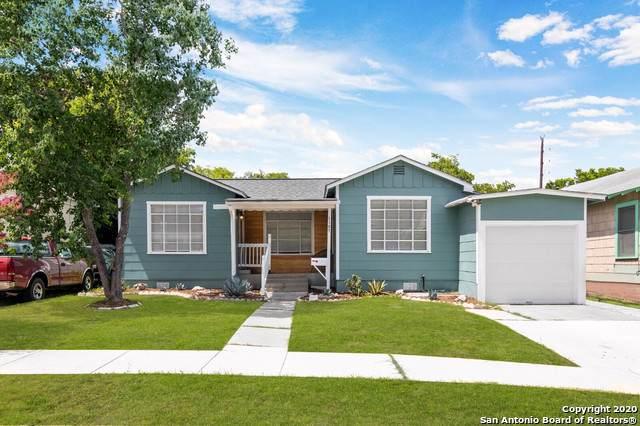 1107 W Lynwood Ave, San Antonio, TX 78201 (MLS #1466258) :: The Mullen Group | RE/MAX Access