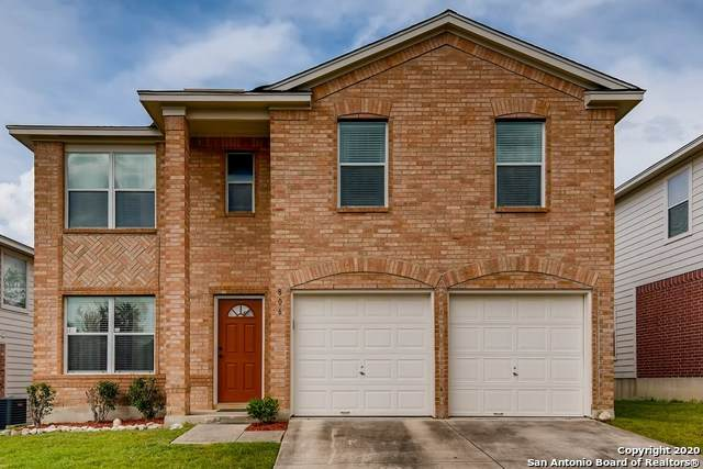 806 Amber Knoll, San Antonio, TX 78251 (MLS #1466284) :: The Castillo Group