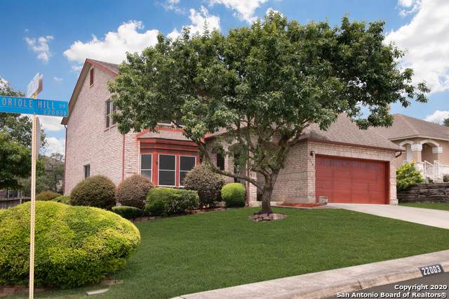 22003 Oriole Hill Dr, San Antonio, TX 78258 (MLS #1466352) :: The Mullen Group | RE/MAX Access