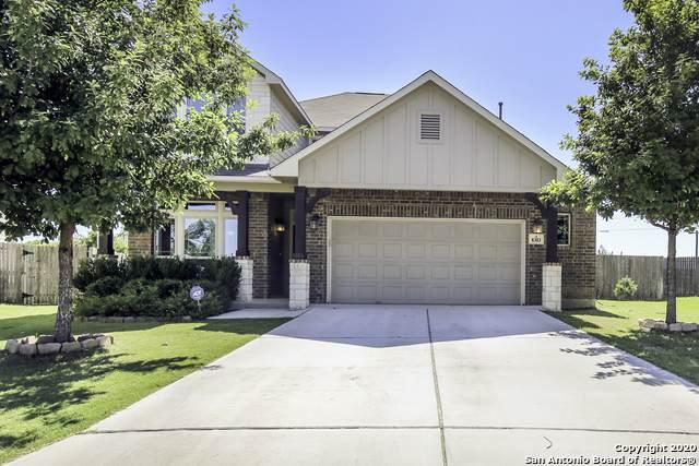 8303 Angelina Parke, San Antonio, TX 78254 (MLS #1466451) :: Carolina Garcia Real Estate Group