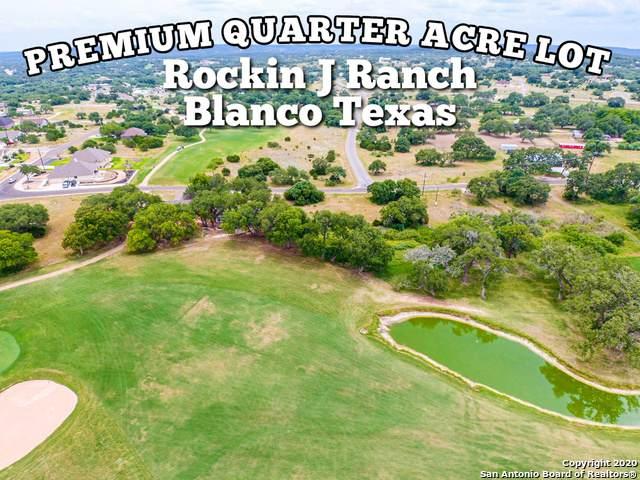LOT 589 John Price, Blanco, TX 78606 (MLS #1466460) :: Reyes Signature Properties