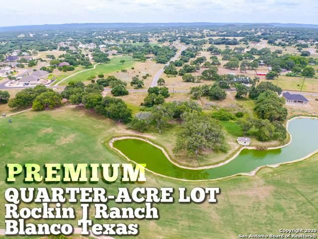 LOT 590 John Price, Blanco, TX 78606 (MLS #1466462) :: Reyes Signature Properties