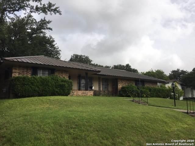 4103 Mount Laurel Dr, San Antonio, TX 78240 (MLS #1466496) :: Vivid Realty