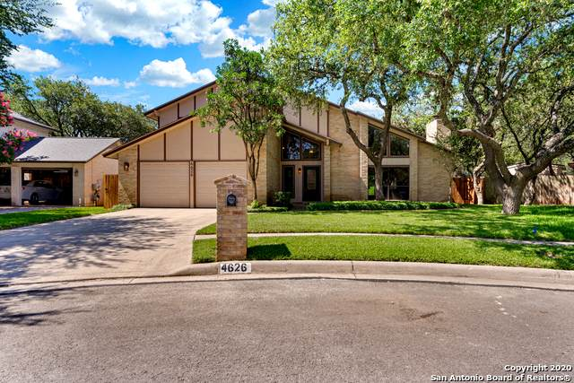 4626 Spotted Oak Woods, San Antonio, TX 78249 (#1466501) :: The Perry Henderson Group at Berkshire Hathaway Texas Realty