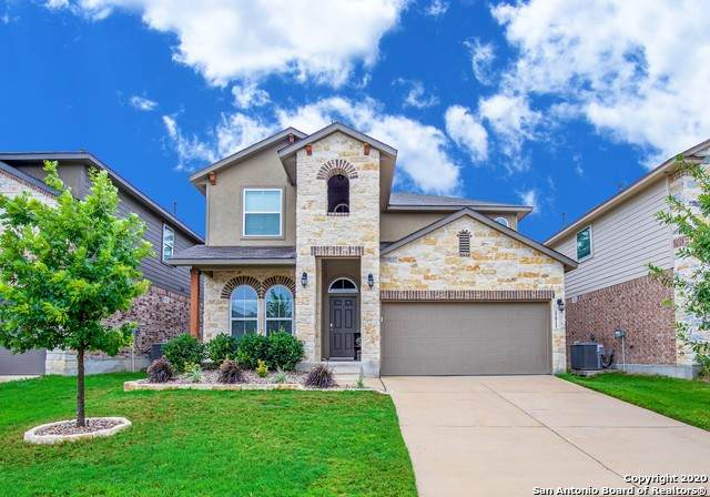 12911 Brewster Mill, San Antonio, TX 78253 (MLS #1466510) :: Reyes Signature Properties
