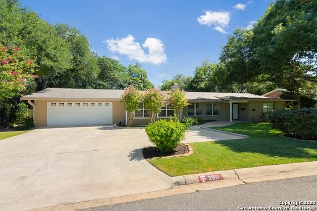 2911 Woodcrest Dr, San Antonio, TX 78209 (MLS #1466516) :: Exquisite Properties, LLC