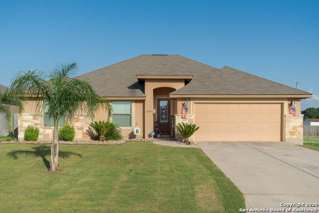 1824 Wandering Trail, Pleasanton, TX 78064 (MLS #1466539) :: Alexis Weigand Real Estate Group