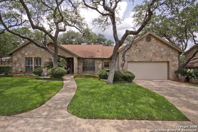 1611 Wolf Crest, San Antonio, TX 78248 (MLS #1466544) :: Alexis Weigand Real Estate Group