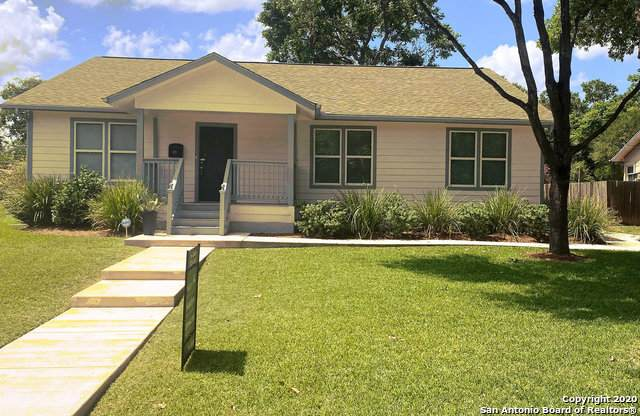 127 Chevy Chase Dr, San Antonio, TX 78209 (MLS #1466578) :: The Heyl Group at Keller Williams