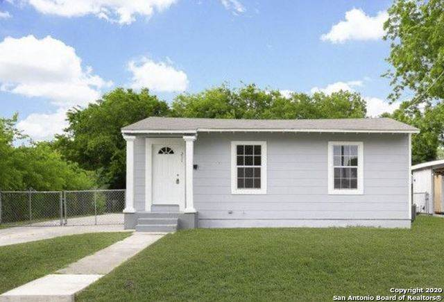 211 W Dickson Ave, San Antonio, TX 78214 (MLS #1466590) :: The Gradiz Group
