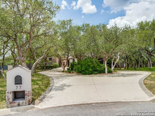 77 Ranch Brook, Boerne, TX 78015 (MLS #1466601) :: Reyes Signature Properties