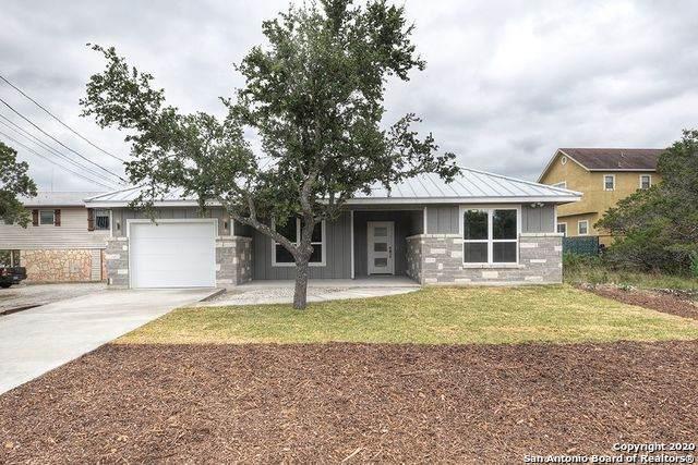 950 Paradise Dr, Canyon Lake, TX 78133 (MLS #1466665) :: Neal & Neal Team