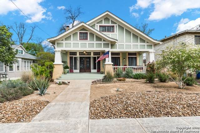 337 Army Blvd, San Antonio, TX 78215 (MLS #1466719) :: Alexis Weigand Real Estate Group