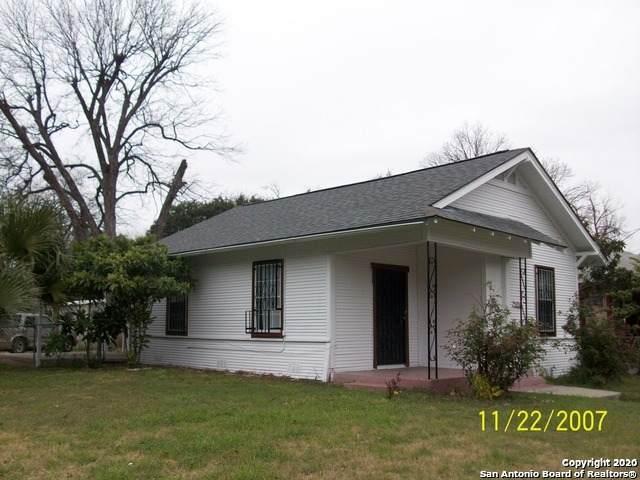 527 S Rosillo St, San Antonio, TX 78207 (MLS #1466758) :: The Glover Homes & Land Group