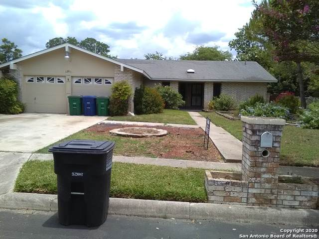 12011 Las Nubes St, San Antonio, TX 78233 (MLS #1466817) :: The Heyl Group at Keller Williams