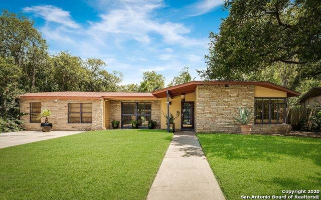 539 E Nottingham Dr, San Antonio, TX 78209 (#1466898) :: The Perry Henderson Group at Berkshire Hathaway Texas Realty