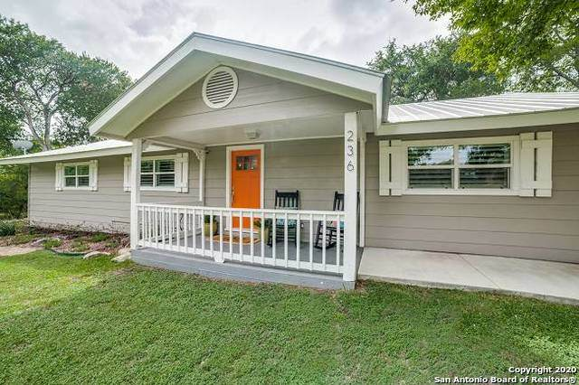 236 Waring Welfare Rd, Boerne, TX 78006 (MLS #1466973) :: Alexis Weigand Real Estate Group