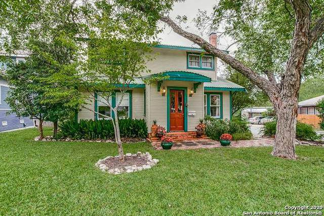 136 Argo Ave, Alamo Heights, TX 78209 (MLS #1467018) :: The Lugo Group