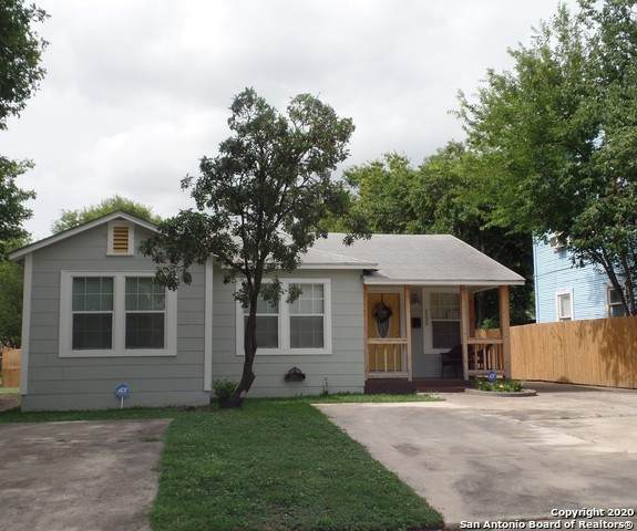 1239 Schley Ave, San Antonio, TX 78210 (MLS #1467082) :: Alexis Weigand Real Estate Group
