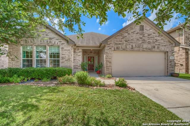 313 Sorenstam Way, Cibolo, TX 78108 (MLS #1467120) :: 2Halls Property Team | Berkshire Hathaway HomeServices PenFed Realty