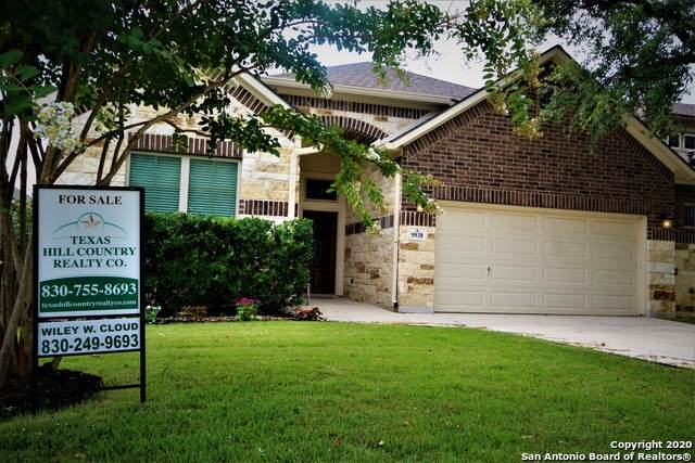 9938 Jon Boat Way, Boerne, TX 78006 (MLS #1467145) :: Reyes Signature Properties