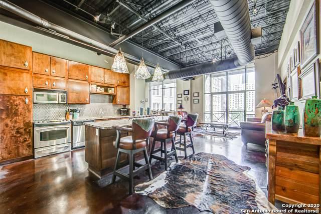 214 E Travis St #405, San Antonio, TX 78205 (MLS #1467153) :: Alexis Weigand Real Estate Group