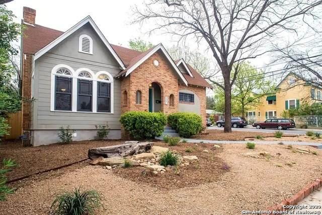 603 Fulton Ave, San Antonio, TX 78212 (MLS #1467159) :: The Heyl Group at Keller Williams