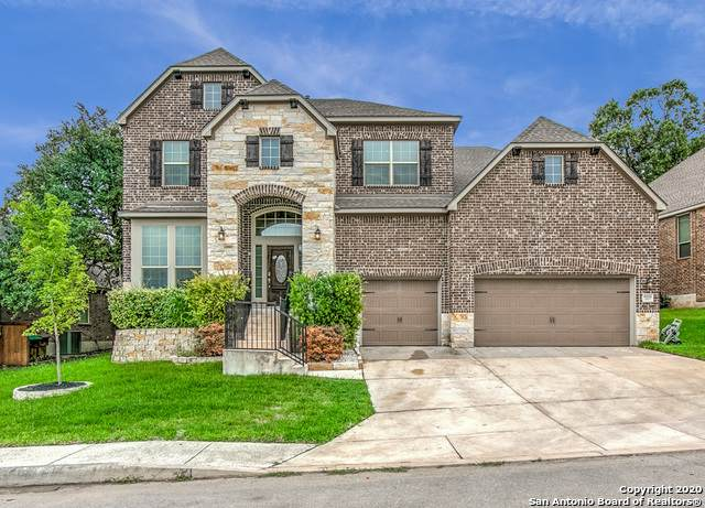 8222 Two Winds, San Antonio, TX 78255 (MLS #1467207) :: The Glover Homes & Land Group