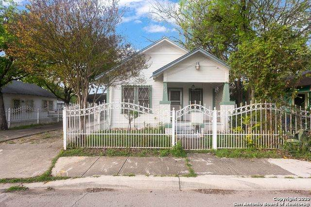 323 E Lambert St, San Antonio, TX 78204 (MLS #1467218) :: The Mullen Group | RE/MAX Access