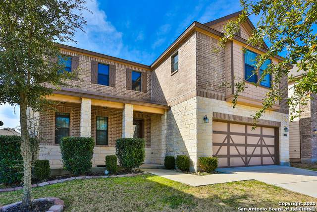 129 Mustang Run, Boerne, TX 78006 (MLS #1467225) :: Reyes Signature Properties