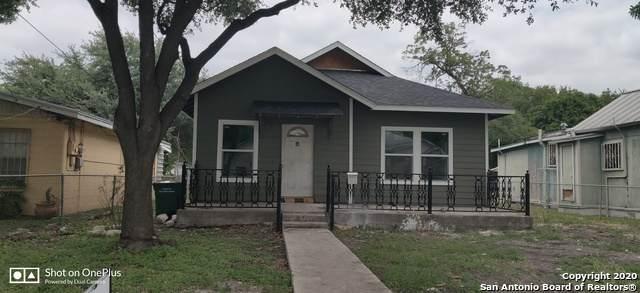 307 Helena St, San Antonio, TX 78204 (MLS #1467227) :: Vivid Realty