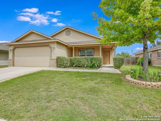 113 Hawks Meadows, Schertz, TX 78154 (MLS #1467236) :: Reyes Signature Properties