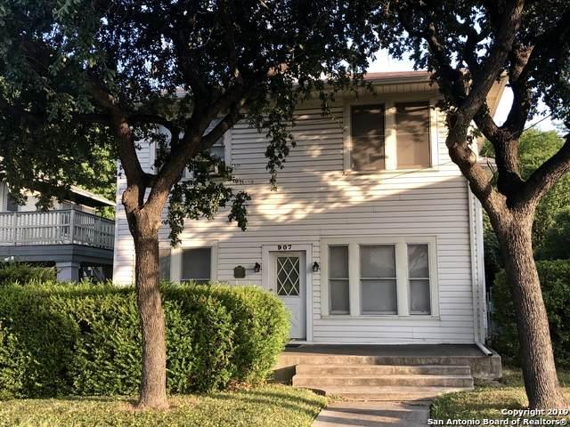 907 E Euclid Ave, San Antonio, TX 78212 (MLS #1467300) :: Vivid Realty