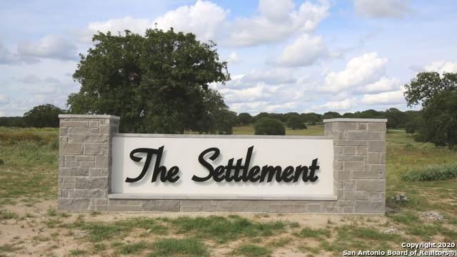 100 Settlement Pass, La Vernia, TX 78121 (MLS #1467301) :: Reyes Signature Properties