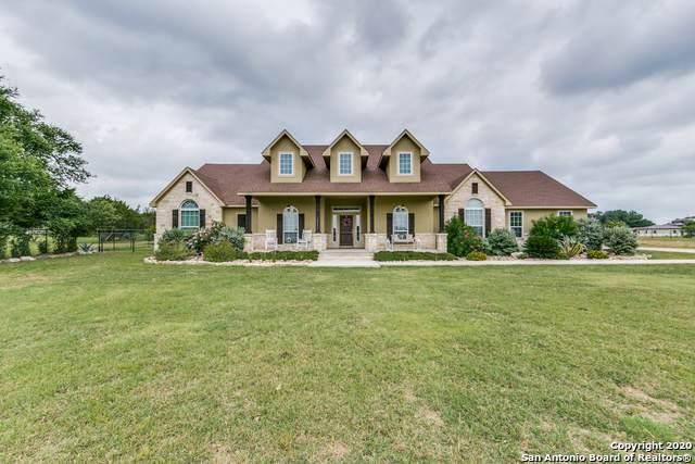 10311 Teich Loop, New Braunfels, TX 78132 (MLS #1467311) :: Reyes Signature Properties